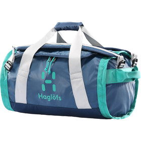 Haglöfs Lava 30 Duffel Bag blue ink/crystal lake